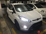 Photo 2012 ford fiesta 1.6 (a) used