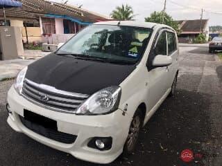 Perodua viva alarm used cars - Trovit