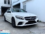 Photo 2018 mercedes-benz c-class c43 amg pre-owned