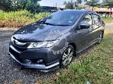 Photo Honda CITY 1.5 v (a) push start 6 airbag f/l