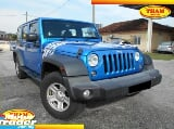 Photo 2014 jeep wrangler 3.6 unlimited sports good...