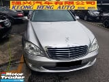 Photo 2006 mercedes-benz s-class s350 3.5 (a) japan spec