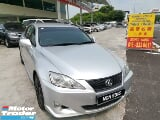 Photo 2009 LEXUS IS250 2.5 (a) - Low Mileage