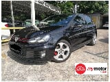 Photo 2010 volkswagen golf gti 2.0 (a) used