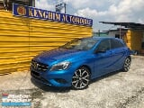 Photo 2014 mercedes-benz a-class a200 turbo local 1.6...