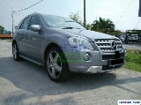 Photo 2009 Mercedes-Benz ML350 AMG- Imported New-4...