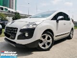 Photo 2013 peugeot 3008 low mileague ladies driver...