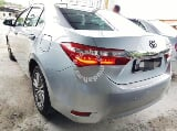 Photo 2014 Toyota Altis 2.0 (a) full service record