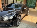 Photo 2013 bentley continental 6.0 gt w12 speed (a)