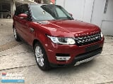 Photo 2014 land rover range rover sport hse 3.0...