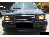Photo 1996 mercedes-benz c-class 1.8 (a) used