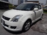 Photo 2010 Suzuki SWIFT 1.5 premier (a) Keyless Entry