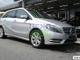 Photo Mercedes Benz B200 Automatic 2013