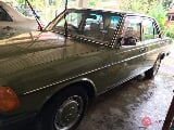 Photo 1980 mercedes-benz 230e 2.3 (m) used