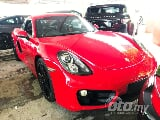 Photo 2015 Porsche Cayman 2.7 pdk unreg gst absorbed