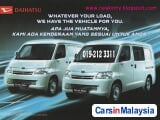 Photo Daihatsu Gran Max Manual