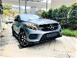 Photo 2016 Mercedes-Benz GLE450 3.0 amg suv -...
