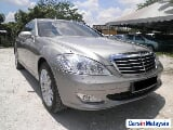 Photo Mercedes Benz S300 Automatic 2008
