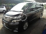 Photo 2009 Toyota Vellfire 2.4 (a) z platinum