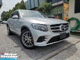 Photo 2016 mercedes-benz glc 250 amg 4matic surround...
