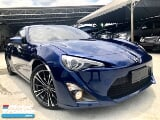 Photo 2015 toyota 86 2.0 (a) history service record...