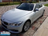 Photo 2014 bmw 4 series 428i 2.0 (a) msport cabriolet...