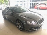 Photo 2015 Bentley Continental GT 6.0 Speed Coupe