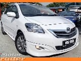 Photo 2013 toyota vios 1.5 (a) g facelift leather trd