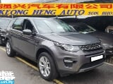 Photo 2015 land rover discovery sport 2.0cc Si4 SE...