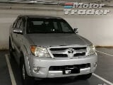Photo 2008 toyota hilux g