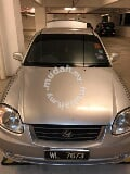Photo Hyundai accent 1.5 (a)