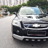 Photo 2011 Chevrolet CAPTIVA 2.4 4wd enhanced (a) k/cond