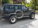 Photo Jeep Converted to Toyota 1JZ Engine Turbo 2.5 (a)