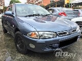 Photo 1998 Proton Wira 1.5 sedan (manual) new paint 4...