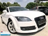 Photo 2009 audi tt 2.0 tfsi (a) coupe 1 owner director