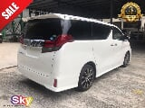 Photo 2016 Toyota Alphard 2.5 g sa mpv - s package...