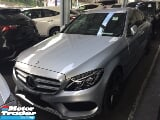 Photo 2014 mercedes-benz c-class c200 amg japan spec
