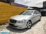 Photo 2008 mercedes-benz s-class s350l v6 3.5 (a) cbu...