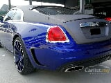 Photo 2013 Rolls-Royce Wraith 6.6 Coupe - Mansory...