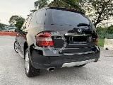 Photo 2008 Mercedes Benz ML350 3.5 amg facelift ml