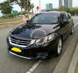 Photo Honda accord 2.0 vti-l tender no harga runtuh