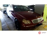 Photo 2001 mercedes-benz c-class 2.0 (a) used