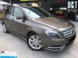 Photo 2015 mercedes-benz b-class b200 1.6 premium...