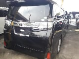 Photo 2016 Toyota Vellfire 2.5 z 8 seater alpine monitor