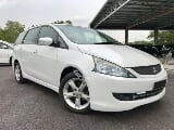 Photo 2008 Mitsubishi GRANDIS 2.4 *white *tv *no sst