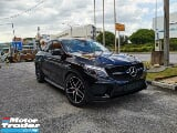 Photo 2016 mercedes-benz gle gle450 amg coupe premium...
