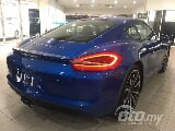 Photo 2014 Porsche Cayman 2.7 Sports Chrono PDK UNREG