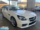 Photo 2015 mercedes-benz slk slk200 amg 2.0...