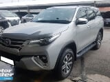 Photo 2017 toyota fortuner 2.7v srz (a) reg nov 2017,...