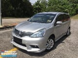 Photo 2014 nissan grand livina impul 1.8l (a)